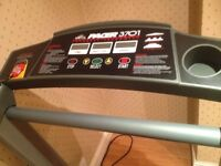 Nearly New - York Pacer 3701 treadmill