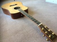Superb Tanglewood TW15 H(E) Heritage Electro Acoustic Guitar