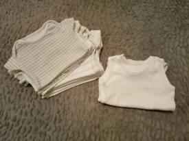 3-6 Months Babygrows and Sleepsuits Bundles (£5 per bundle)
