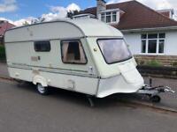 Hi selling my caravan