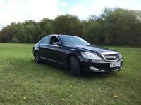 2008 Mercedes s Class S320 4DR 7G- Tronic Auto
