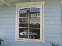 Brand new beautiful glass window for sale.