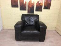 Pristine Leather Armchair