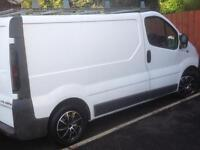 Vauxhall vivaro . Vgc no rust full PSV yesterday.. Bargain