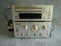 TEAC H300 Hifi system separates with CD player -SOLD PENDING COLLECTION