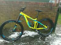 2016 giant reign 27.5 enduro bike