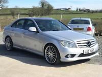 🔥🔥 2008 MERCEDES C320 CDI SPORT 😎😎 LOADS OF EXTRAS