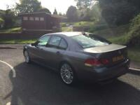 2007 BMW 730D SPORT AUTO GREY FULLY LOADED FULL SERVICE HISTORY