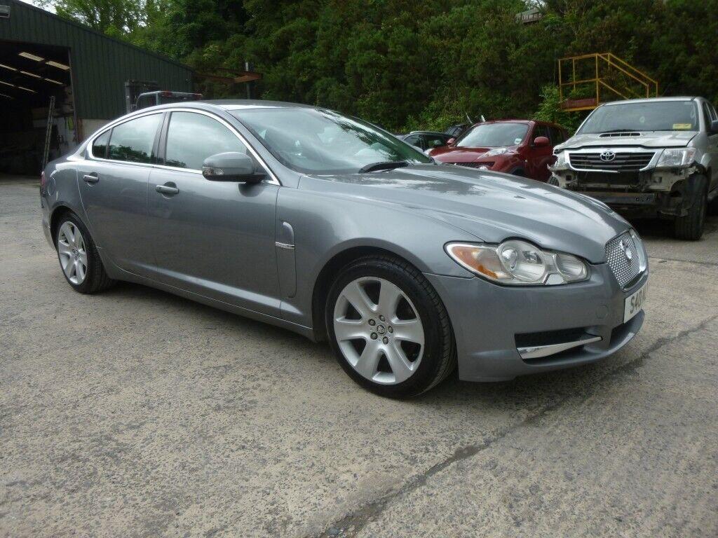 2008 Jaguar XF 2.7 V6 D Premium Luxury *** very light rear ...