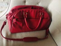large hand bag, immaculate, used once, quick sale at only £20