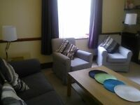 Bright two bedroom flat ideal for University, city centre and sports village