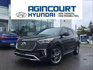 2017 Hyundai Santa Fe XL Limited/NAVI/7PASS/HID LIGHTS/LEATHER/1