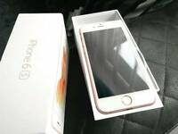 Iphone 6s 64gb UNLOCKED Mint Condition!! Boxed