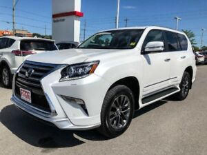 2017 Lexus GX TECH PKG-RADAR CRUISE+MORE!