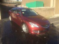 Mazda 6 2l TD Sport 2009 (58) mot to 26th Jan 2019 Great Big Car Drive Away at only £2500
