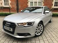 2012 Audi A6 Saloon 2.0 TDI SE AUTOMATIC ** 1 OWNER** HUGE SPEC ** PX WELCOME