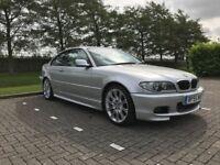 BMW 320ci M-Sport