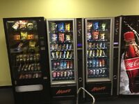 Snack Vending business in the Middlesex area
