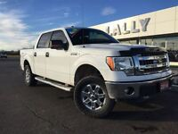 2014 Ford F-150 XLT, Gas and Go, Local trade!