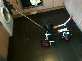 CHILD'S TRICYCLE FOR SALE - VIRTUALLY UNUSED