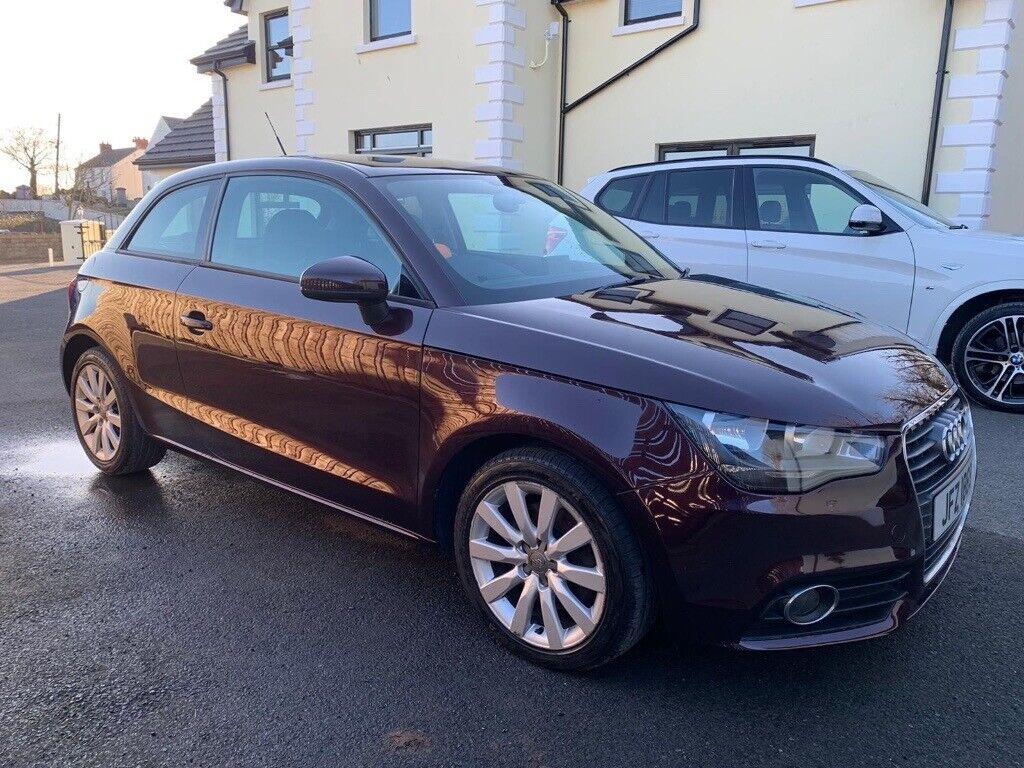 Audi, A1, Hatchback, 2012, Manual, 1598 (cc), 3 doors