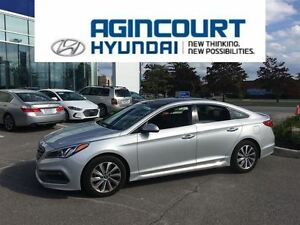 2015 Hyundai Sonata Sport/PANO ROOF/BACKUP CAM/PUSH BUTTON/ONLY