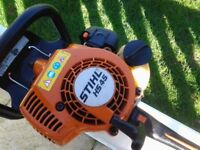 Stihl hedge cutter