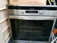 Intergrated oven