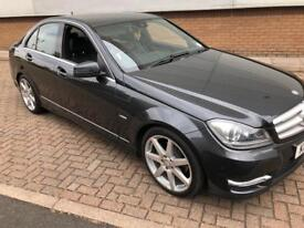 Mercedes c class limited edition 125