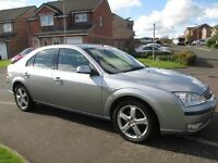 2007 MONDEO TITANIUM 2.0 TDCI MOT MARCH 2017 IMMACULATE ASTRA FOCUS VECTRA PASSAT LAGUNA A4 GOLF