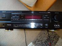 Denon receiver amplifier