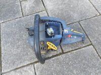 Petrol chainsaw engine spares or repair