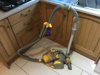 Dyson DC05 Vacuum Cleaner Hoover + Accessories - Excellent Condition