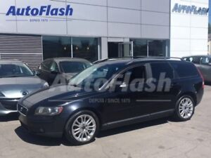 2007 Volvo V50 2.4i *A/C* Cruise *Gr.Electrique* Clean!