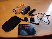 Minox Action HD camera