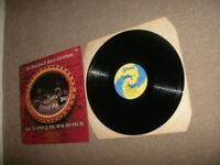 "RARE-THE BLACK WATCH BAND-""CHRISTMAS 12.INCH VINYL LP""--EX/EX"
