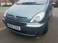 CITREON PICASSO ,BIG BOOT ,LONG MOT, SERVICE HISTORY,CHEAP ON TAX ,£595 ONO