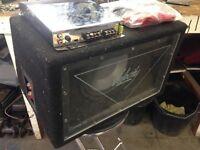 "Blaupunkt Velocity VXB10 10"" Boxed Sub / Amp / Amp wiring kit"