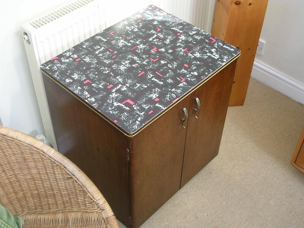 1960s Record Cabinet Vintage Retro Vinyl Lp Record Cabinet 1960s In Knowle Bristol