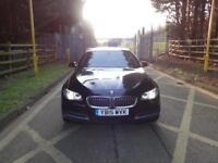 BMW 5 Series 520d SE (black) 2015