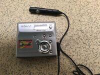Sony mini disc player NZ-N505