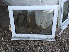 UPVC window 1220 X 895