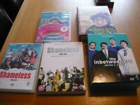 comedy series dvds