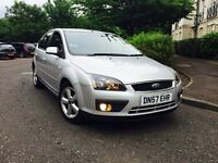 ford focus 1.6 zetec climate 57 plate mot 1 year full service history low mileage imac condition