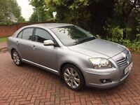 2008 TOYOTA AVENSIS 2.0 D-4D TR 5dr *ONE OWNER*