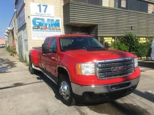 2012 GMC Sierra 3500HD SLE Dually Crew Cab Long Box 4X4