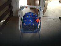 Fisher Price Take Along Baby Swing