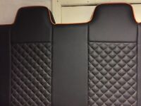 Leather M1 tested Rock n Roll bed