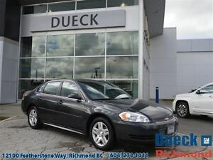 2013 Chevrolet Impala LT  Accident Free AND Local!!!