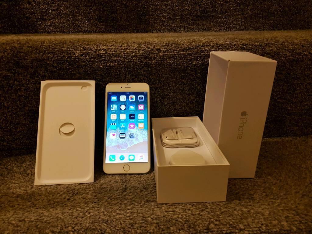 IPhone 6 plus --64gb Unlocked (good Condition)
